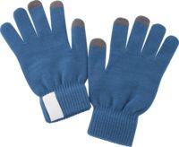 Сенсорные перчатки Scroll, синие