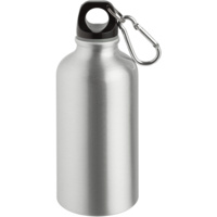 Бутылка для спорта Re-Source, серебристая